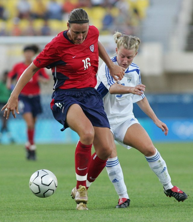 The U.S. women's national team will play its first game in England when it plays the English national team at the 9,000-seater Matchroom Stadium, the home of English League One club Leyton Orient, on April 2.