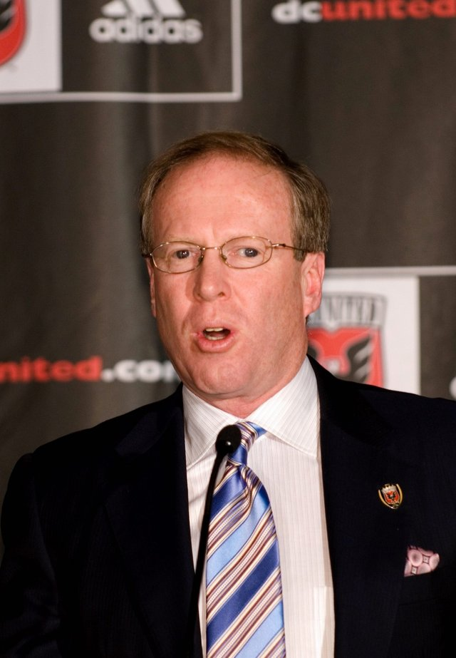 D.C. United president Kevin Payne, was honored at U.S. Soccer's Annual General Meeting in Las Vegas this past weekend as the recipient of the prestigious Werner Fricker Builder Award.