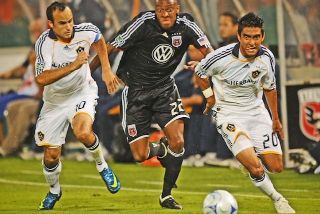 American teams from Major League Soccer are dominating play in the early rounds of the CONCACAF Champions League.