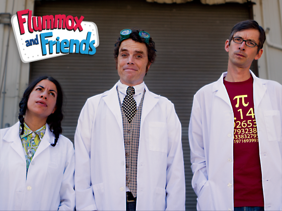 Flummox and Friends is a zany, live action comedy program designed to teach kids social skills. The only problem? It doesn't yet exist. Find out how you can help.