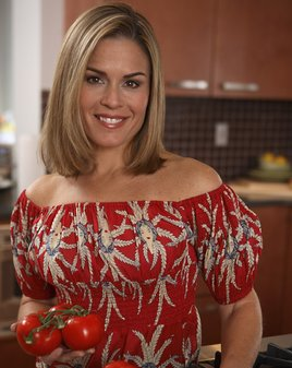 Chef Cat Cora Photo/File