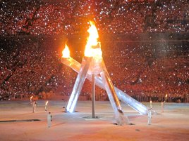 Winter Olympics, opening ceremony