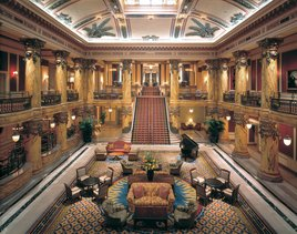 The Jefferson Hotel, Richmond Virginia Photo/Courtesy of Property