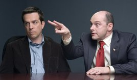 Ed Helms and Rob Corddry (Comedy Central)