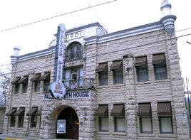 The Palace Hotel , Eureka Springs, AR