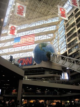 CNN - Omni Hotel Lobby Photo/M. Payne