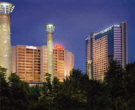 The Omni Hotel, Atlanta, Georgia