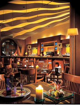 Latitudes Bar, The Omni Hotel
