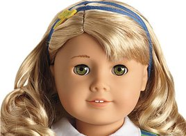 Lanie - American Girl's Doll of the Year
