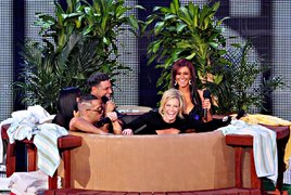 "Chelsea Handler and ""Jersey Shore"" cast (MTV)"