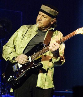 Jethro Tull's Martin Barre