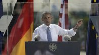 In Berlin, Obama Channels Cold War Activism