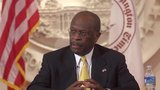 Newsmaker: GOP candidate Herman Cain says he would attack Iran to defend Israel