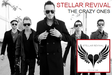 New EMI Capitol Records artist Stellar Revival skyrockets toward stardom, opening for Theory of a Deadman at House of Blues Houston.