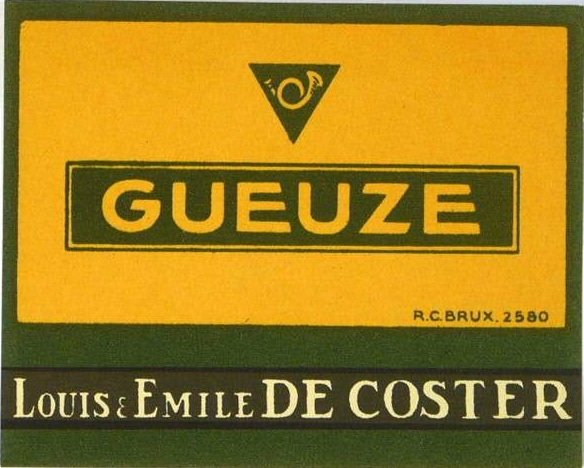 Getting introduced to gueuze, a mixture of aged and not-so-aged Belgian lambics.