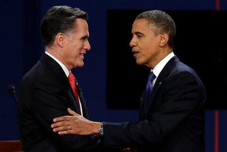 During tonight's final presidential debate, Mitt Romney and Barack Obama sparred over the likely defense budget sequestration scheduled to happen later this year.