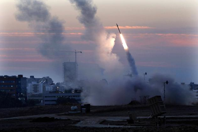 Israel and Gaza enter the fifth day of what the Israel Defense Forces (IDF) are calling 'Operation Pillar of Cloud, but as the war wages on it, is it time Israel invaded Gaza and killed the terrorist group threatening its peace?