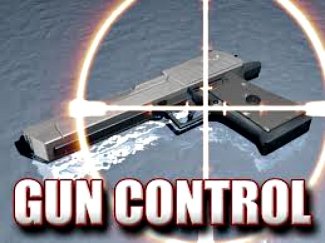 the issue of gun control should americans have the right to arm themselves These questions form the core of the debate over gun control, one of the most divisive issues in american life this debate has been raging since the 1960s, when gun rights blossomed as a national.