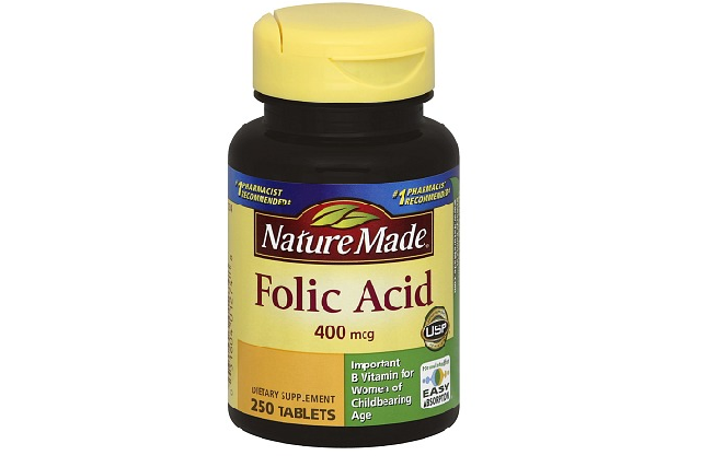 The benefits and risks of folic acid supplementation ...