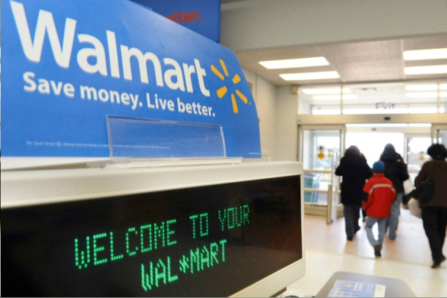 "DC Council passes anti-Walmart ""living wage"" 