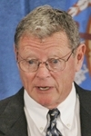 James 'Jim' Mountain Inhofe