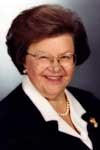 Barbara Ann Mikulski