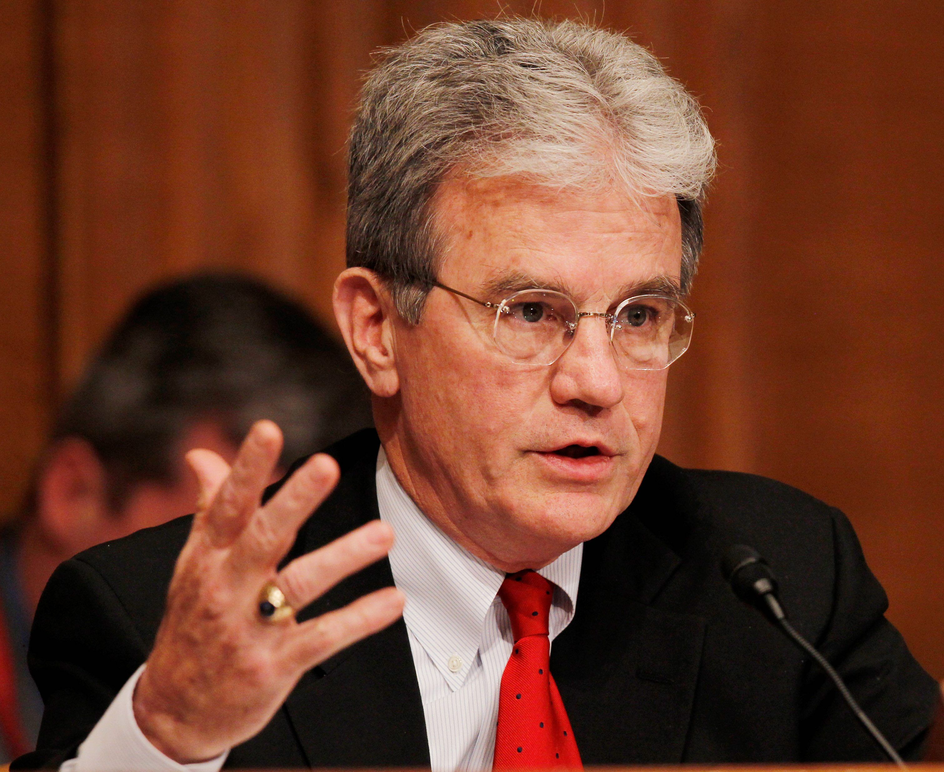 Sen. Coburn: Obama is exaggerating sequester danger