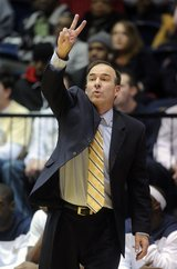 George Washington went 10-21 last season. (Greg Fiume/GW Athletics Communications)