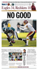 Eagles 34, Redskins 10: Week 17 Section PDF