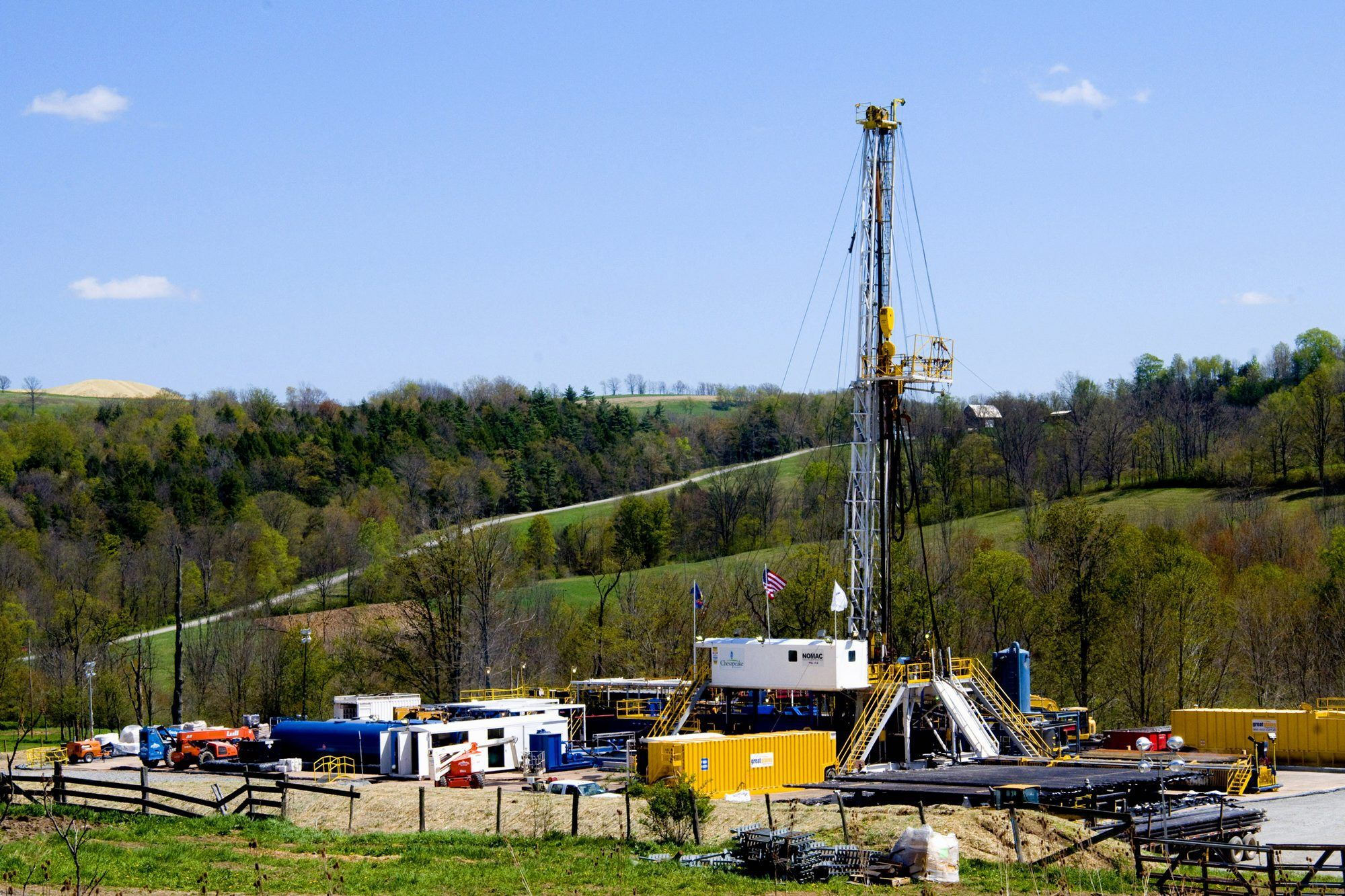 Methane study, EPA debunk claims of water pollution, climate change from fracking