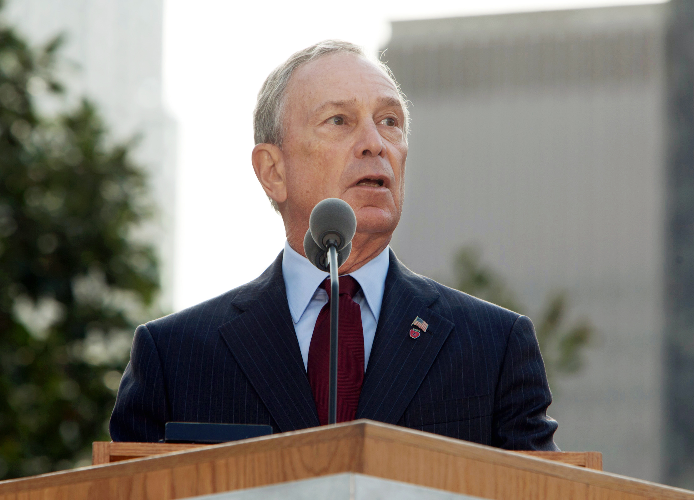 Report: N.Y. Mayor Bloomberg bans 2-liter sodas with pizza delivery