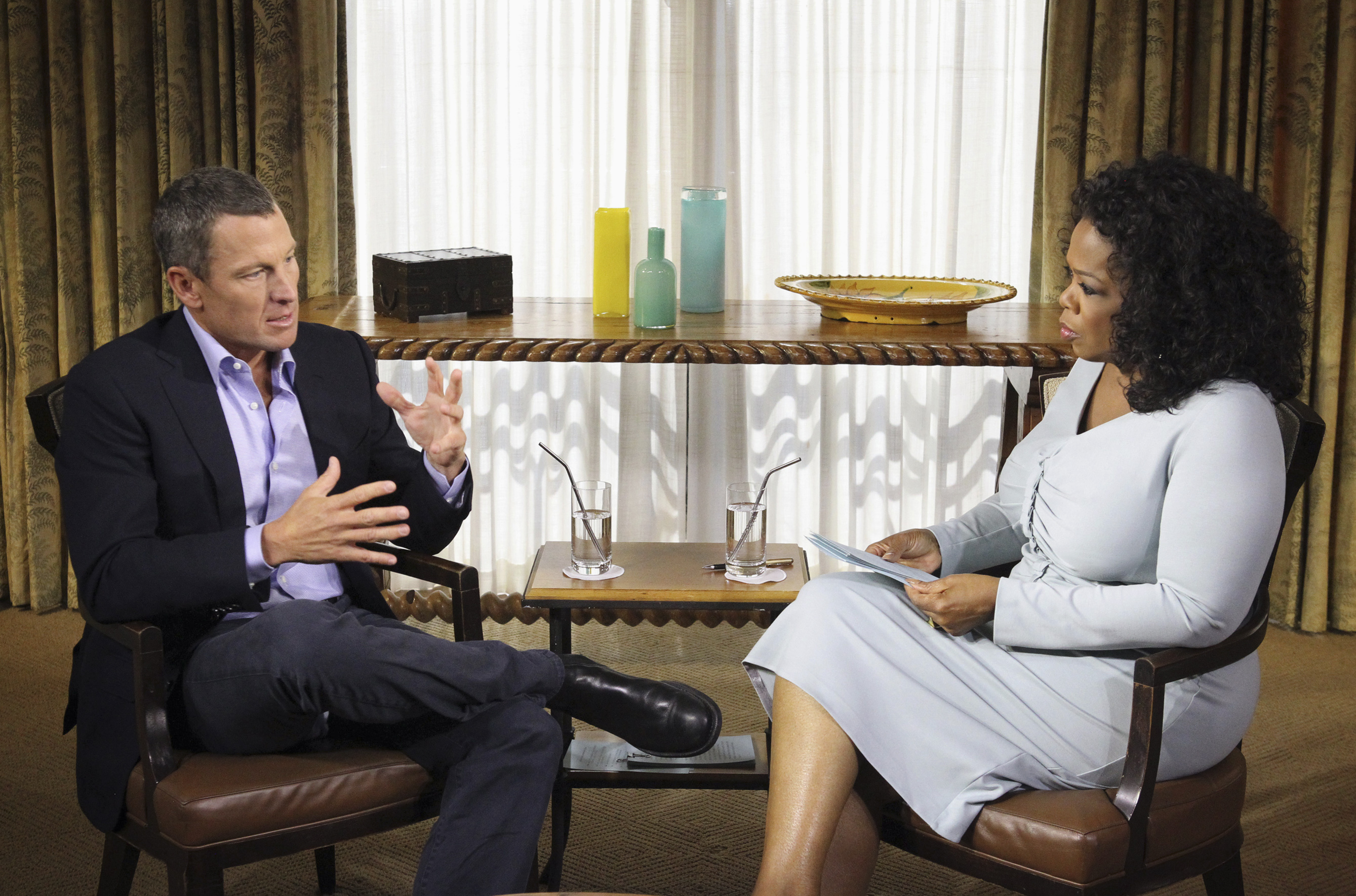 Feds to sue Lance Armstrong over doping scandal