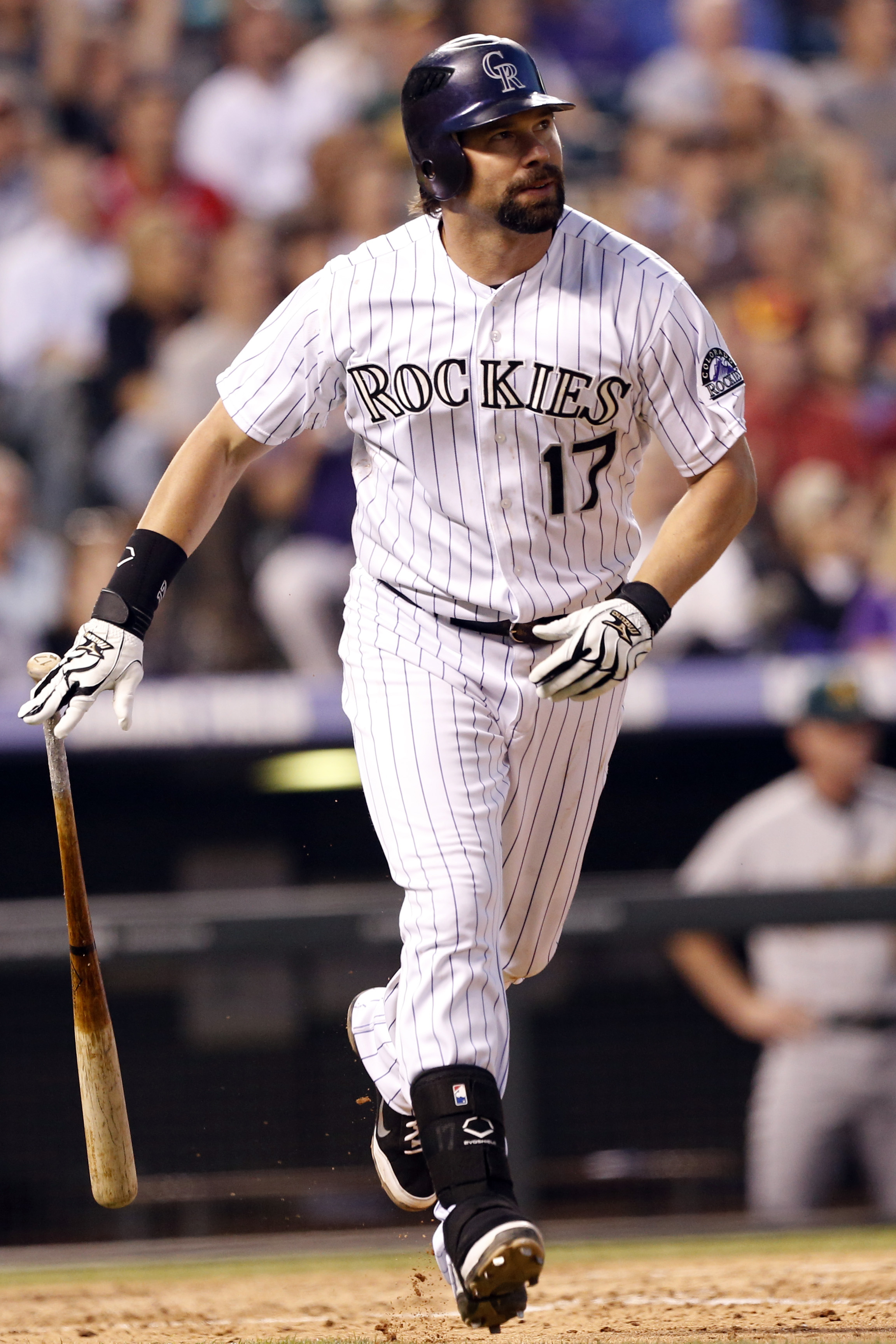 Todd helton arrested for dui washington times for Todd helton