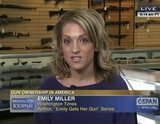 Emily Miller on C-SPAN. Feb. 21, 2013