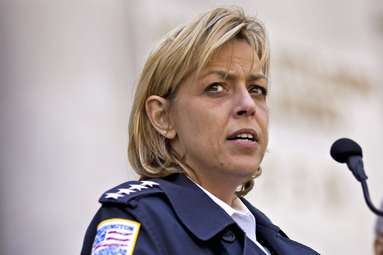 D.C. police chief promises swift response to potential armed protest - Washington Times