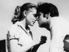 Dolores Hart, who acted in movies with Elvis Presley, is now Mother Dolores Hart, the prioress, or second-in-charge, at the Abbey of Regina Laudis in Bethlehem, Conn. (Ignatius Press/Globe Photos)