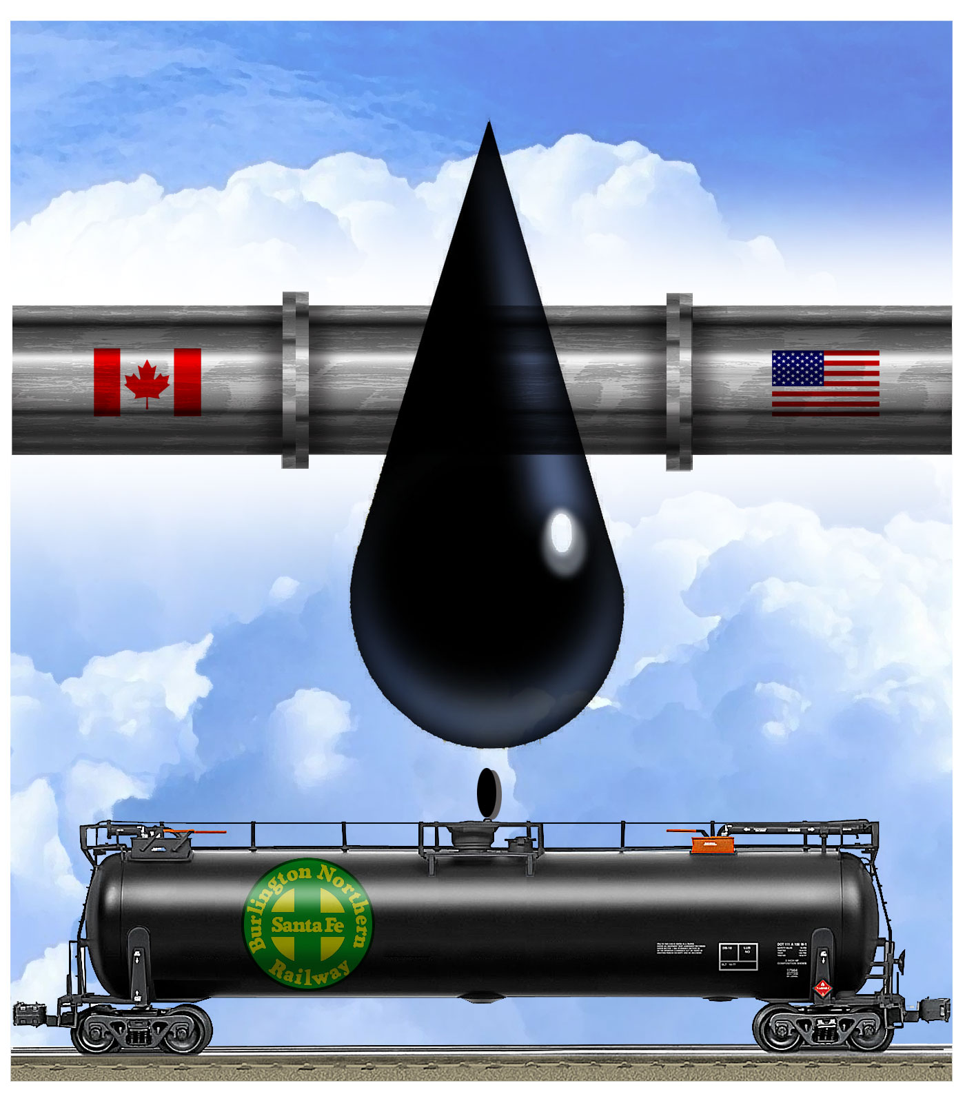 TRIPLETT: Railroading the Keystone XL pipeline