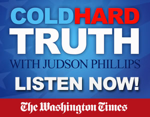 Judson Phillips Cold Hard Truth Podcast