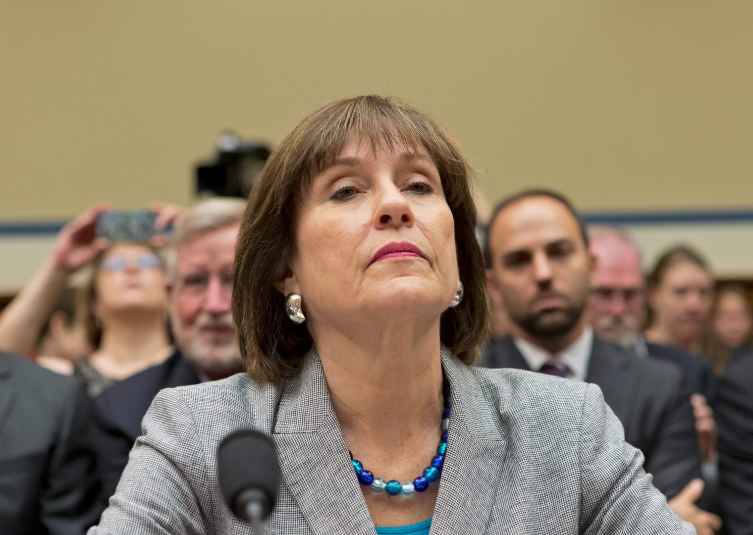 Emails show IRS' Lois Lerner specifically targeted tea party - Washington Times