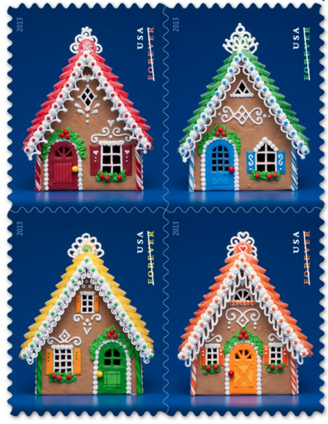 USPS ad for 'holiday stamps' omits Christmas - includes Kwanzaa, Hanukkah