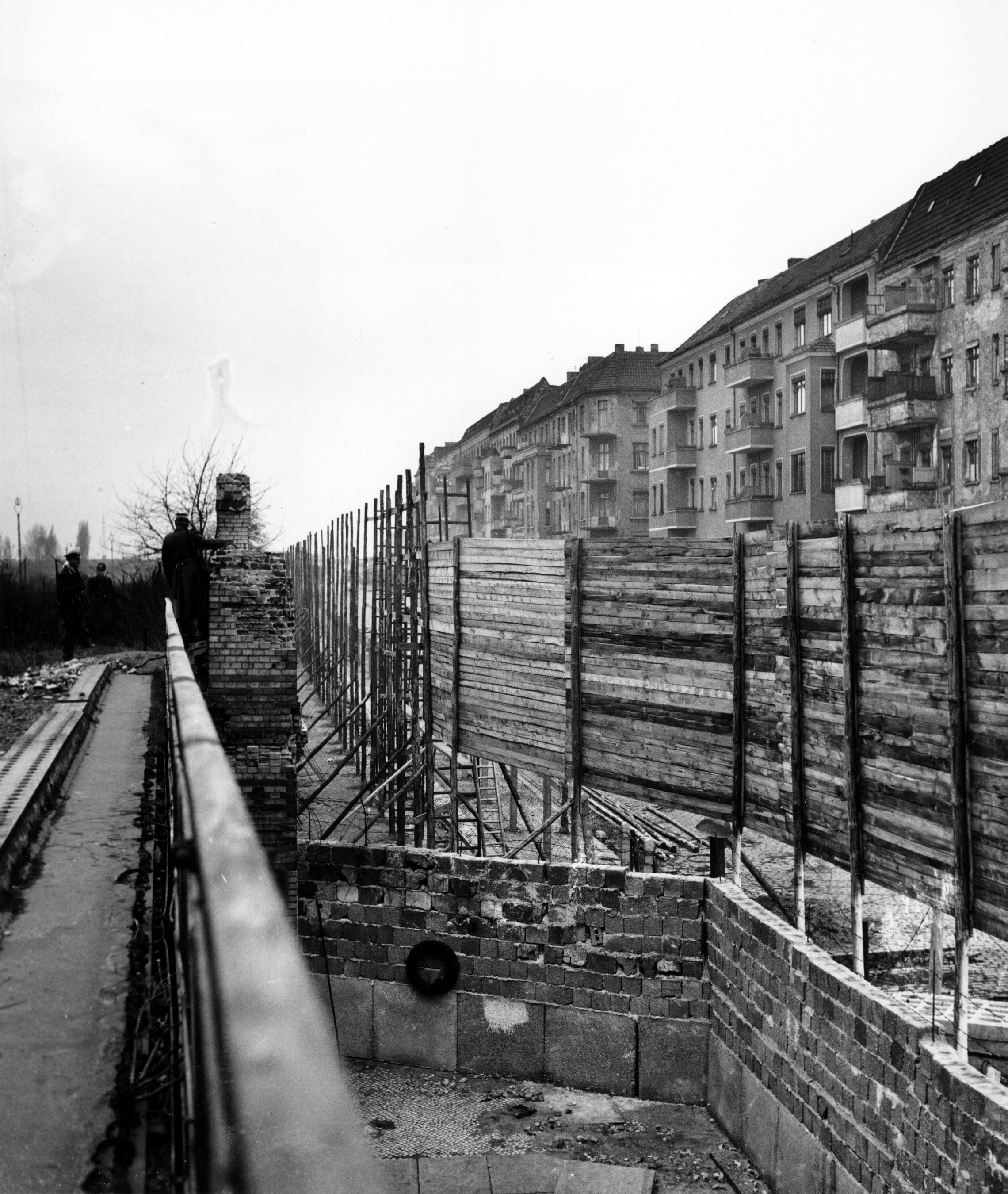 Declassified cables from Berlin Wall tell tale of drama, dare,