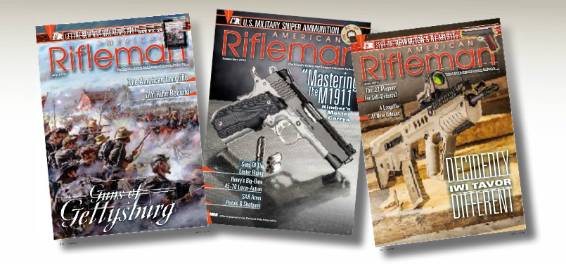 MILLER: NRA's 'American Rifleman' surges to top 25 magazines in America