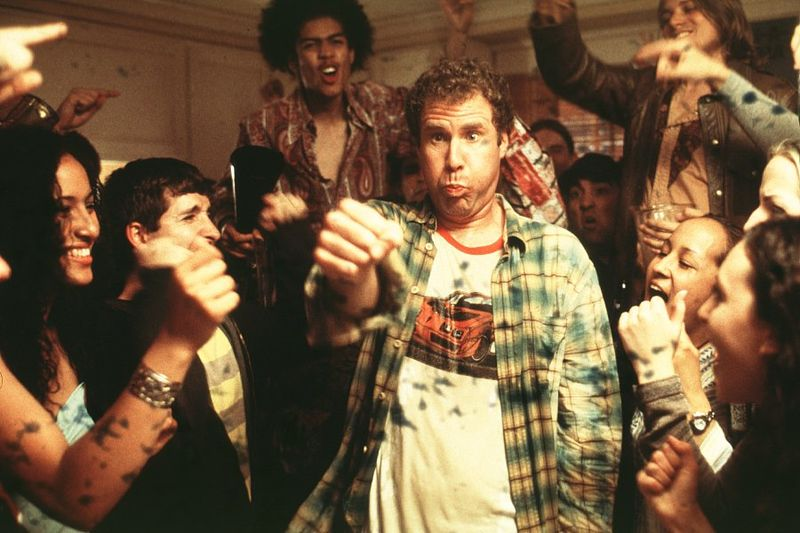 """Actor Will Farrell in the comedy """"Old School."""""""