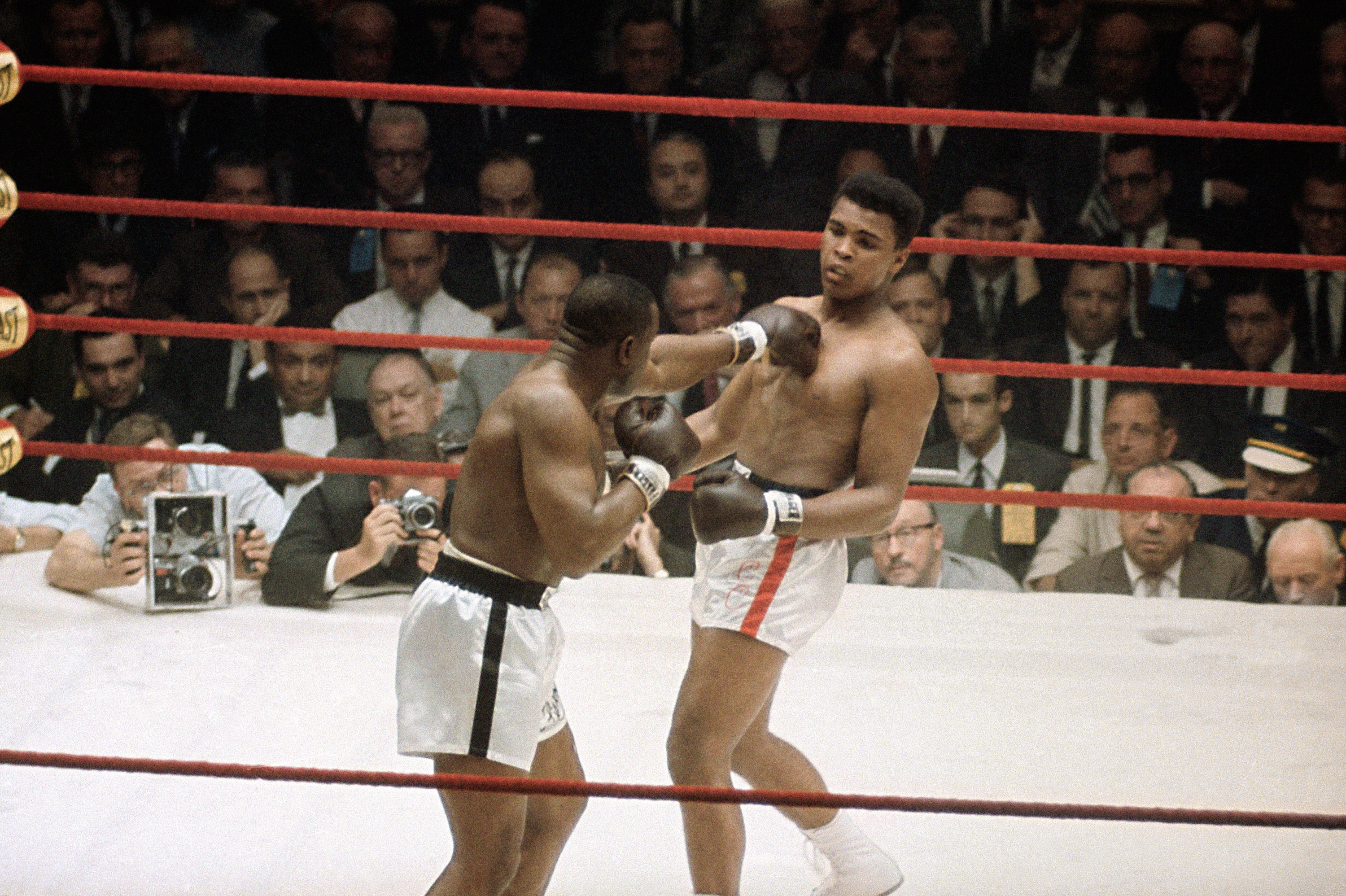 FBI suspected iconic 1964 Ali-Liston fight was rigged by mob
