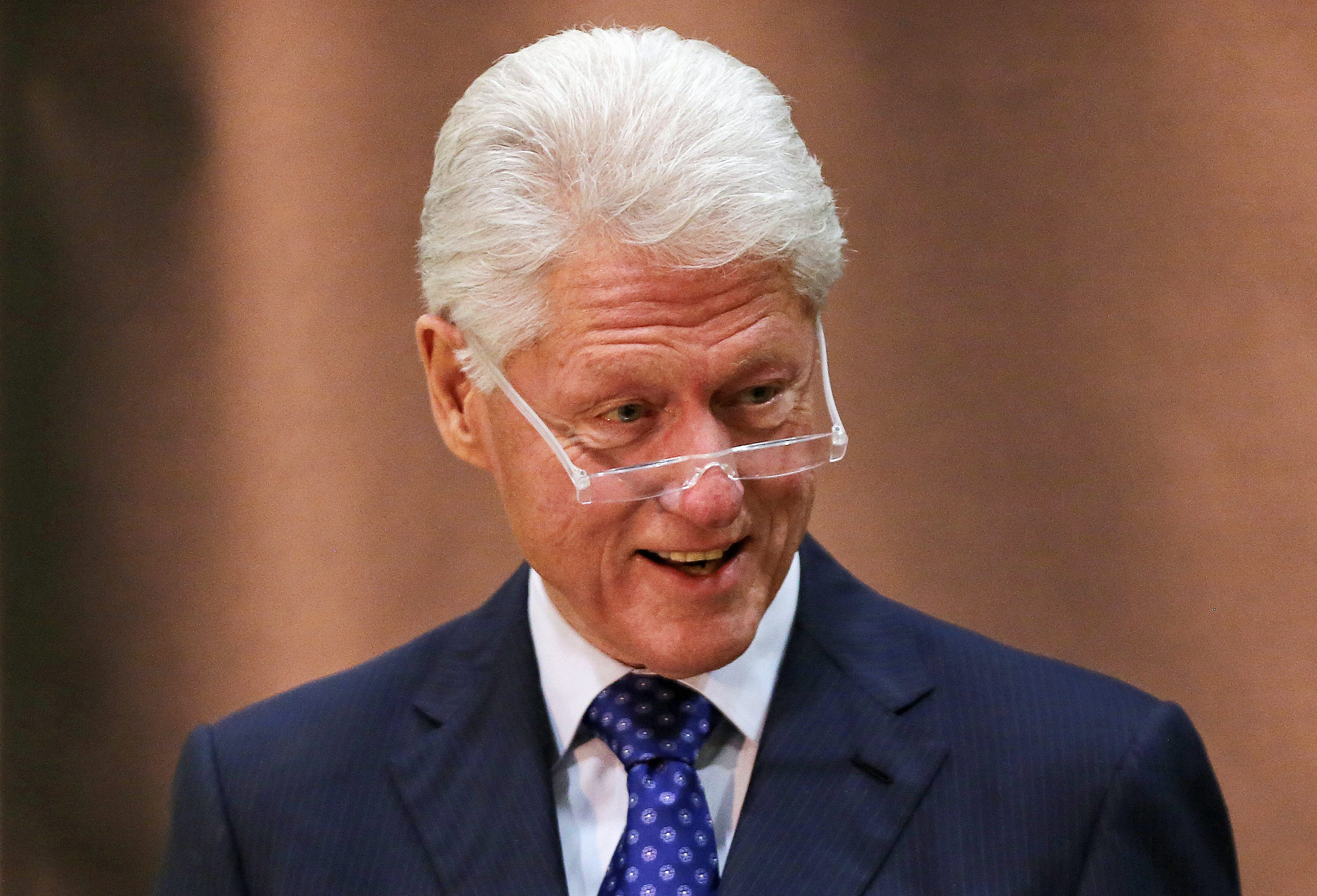 Bill Clinton cashes in...