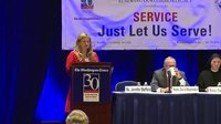The Washington Times 30th Anniversary Symposium - Service