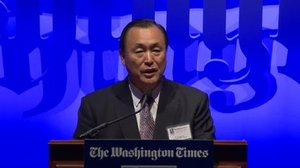 The Washington Times 30th Anniversary Gala - Special Remarks: Dr. Douglas D. M. Joo