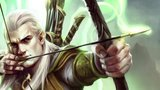 Zadzooks: Guardians of Middle-earth Profile - Legolas and the Witch-king