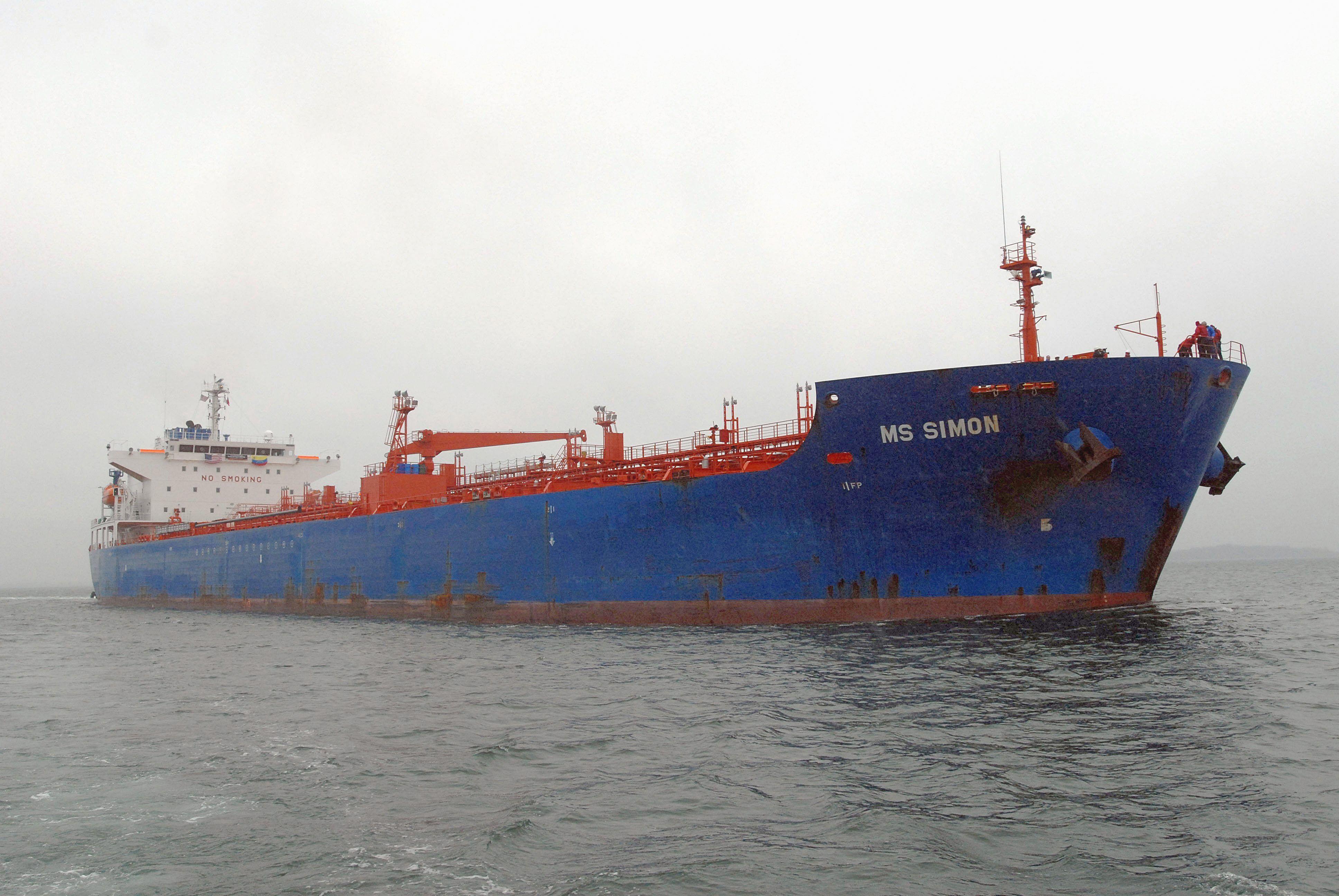 U.S. sanctions Venezuelan oil tankers supplying Cuba
