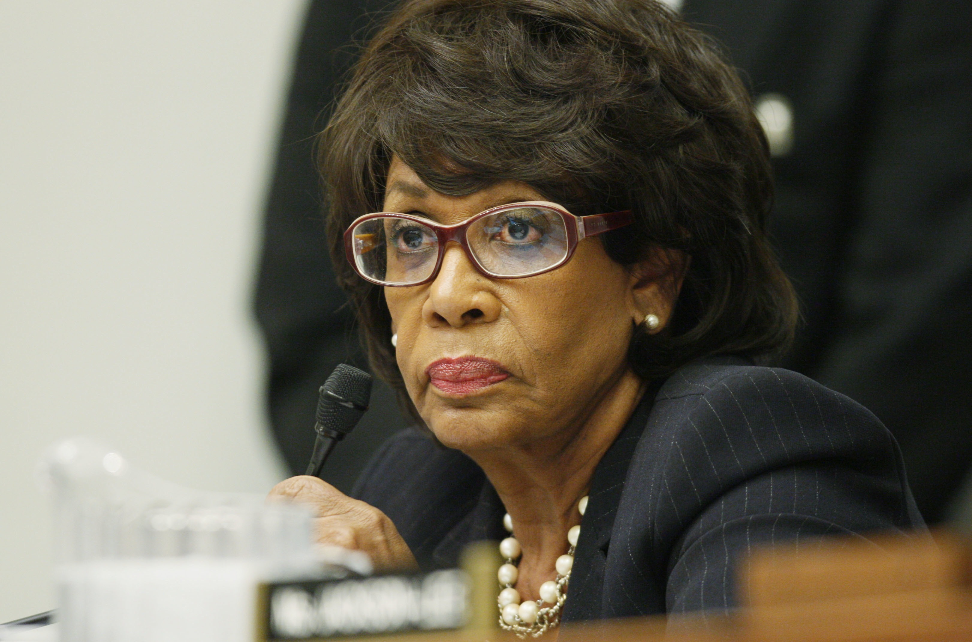 Republicans ask Waters to delay vote on marijuana banking bill